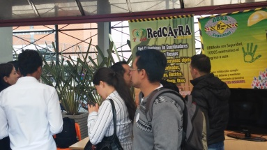 Feria de seguridad en TAAR